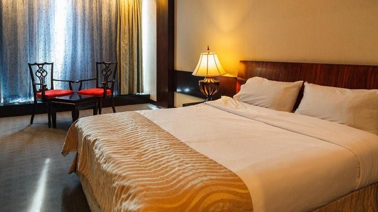 اتاق 2 تخته دابل هتل چمران شیراز