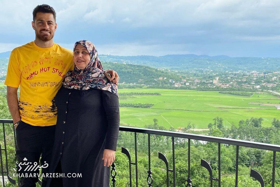 متن و حاشیه ماجرای عاشقانه مرتضی پور علی گنجی و دختر چینی!