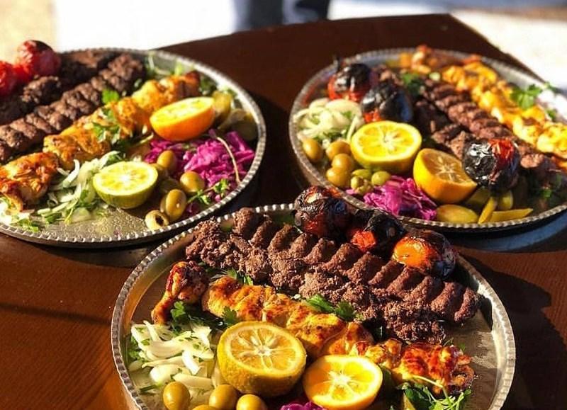 بهترین رستوران های غرب تهران