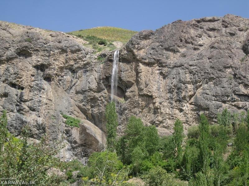 آبشار سنگان