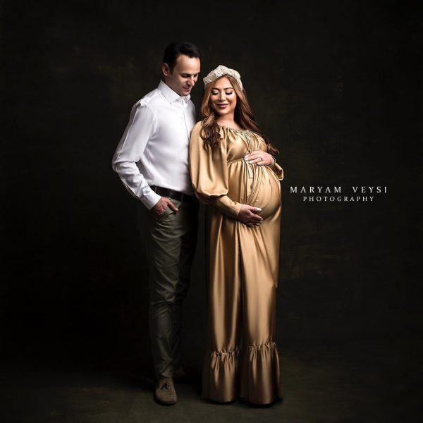 تصاویر دیده نشده از آرش برهانی و همسرش