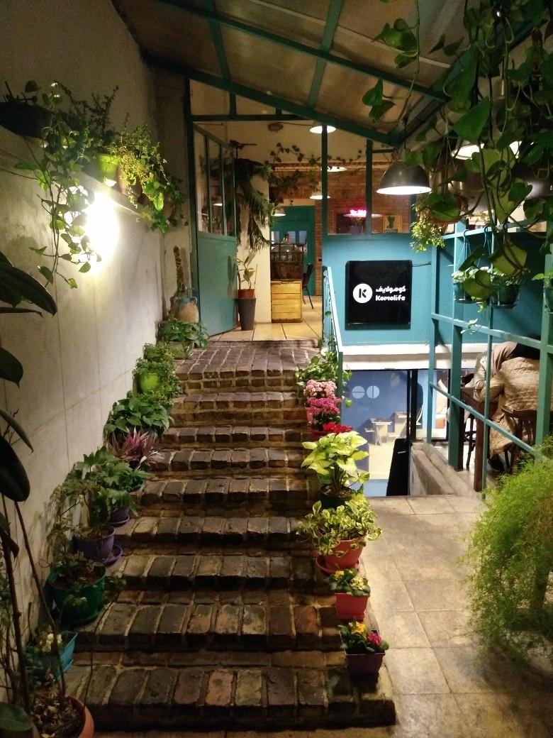 کافه تایپ تهران