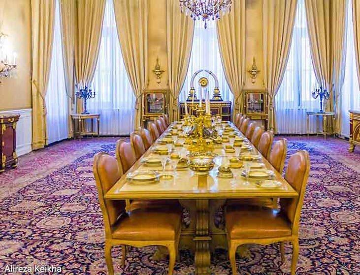 کاخ سعد آباد