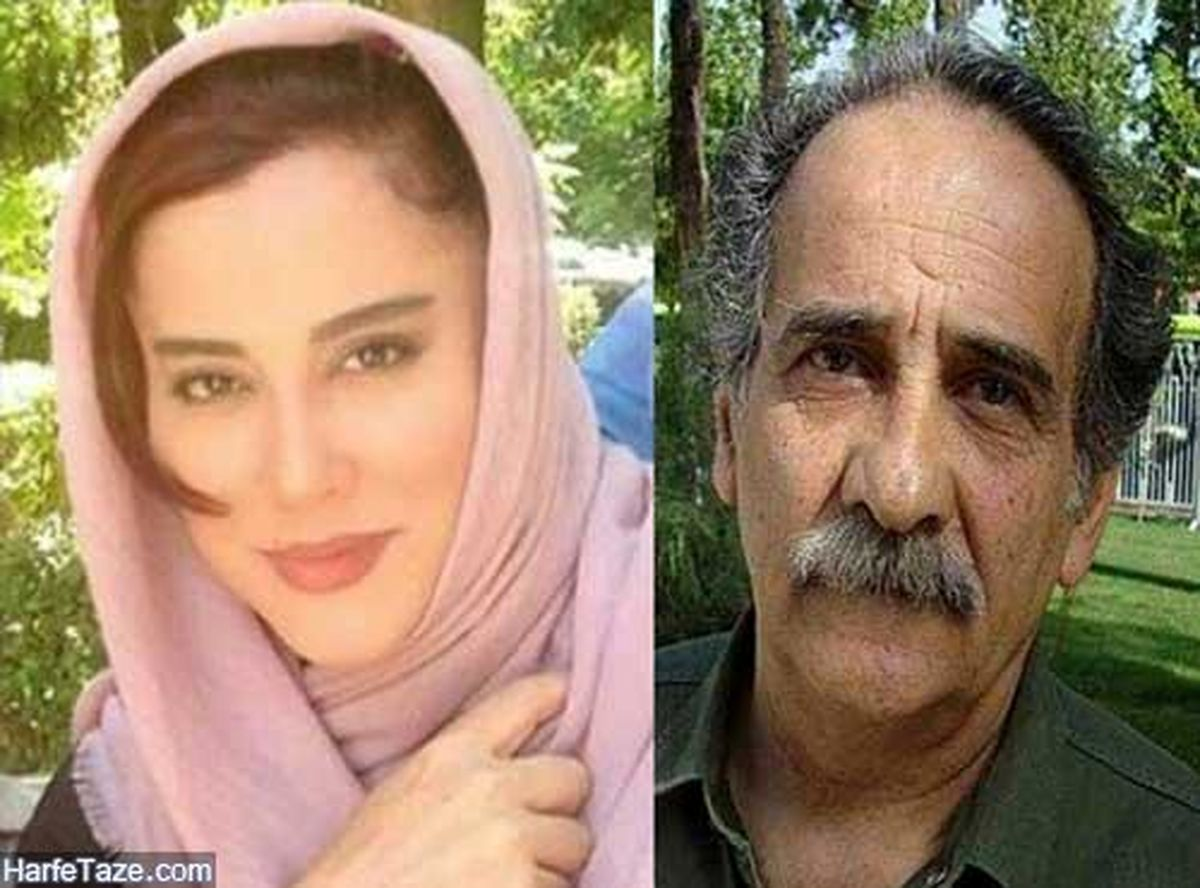 همسر آشا محرابی کیست؟ +ماجرای جدایی پدرش