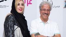 علیرضا خمسه| تصاویر و بیوگرافی علیرضا خمسه و همسرش
