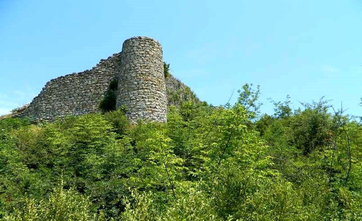 جاهای دیدنی مازندران؛ قلعه مارکوه