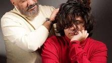 امیر جعفری از سه برادرش رونمایی کرد +عکس