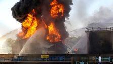 ناگفتههایی از دلایل آتشسوزی در پالایشگاه تهران