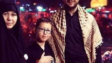 حاشیه ای عجیب برای سید بشیر حسینی و همسرش