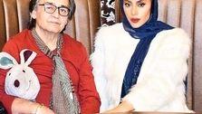 عشق و عاشقی رضا رویگری و همسرش با 43 سال اختلاف سنی! +تصاویر دونفره