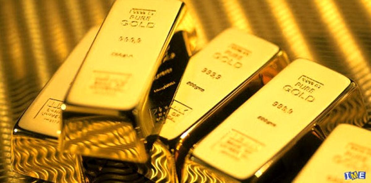 قیمت طلا سقوط کرد!