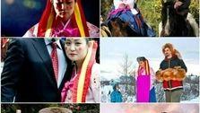 این زن عجیب 54 بار ازدواج کرده است! +عکس