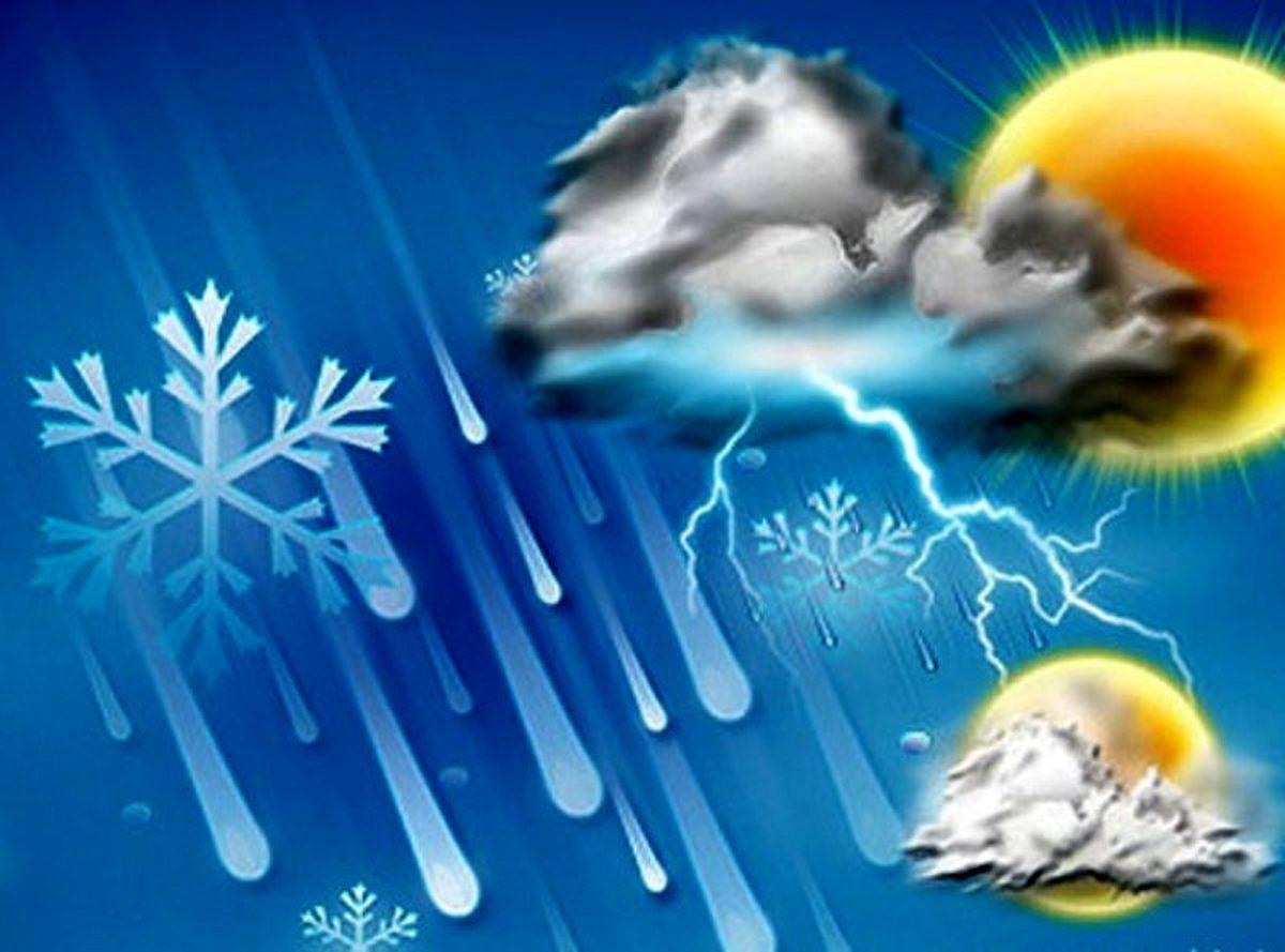 پیش بینی وزش باد و گرد و خاک در برخی استان ها
