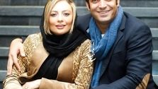 قیافه عجیب یکتا ناصر و منوچهر هادی سوژه شد +عکس دخترش