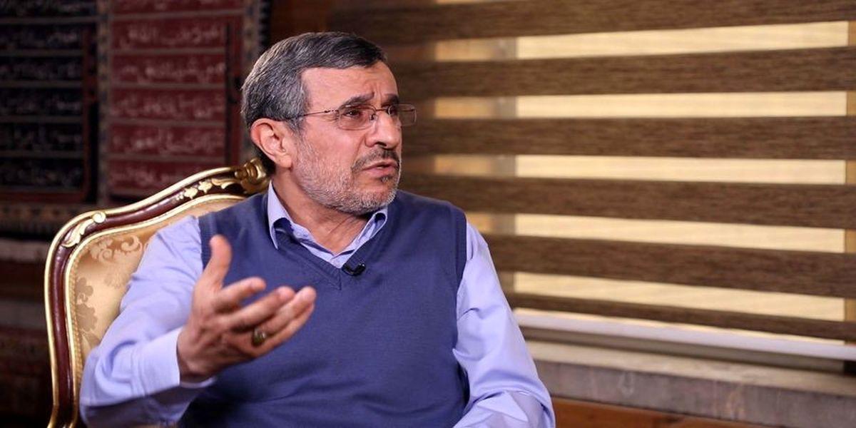 حرف های بی ادبانه محمود احمدی نژاد