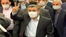 احمدی نژاد: رد صلاحیت شوم، رای نمیدهم