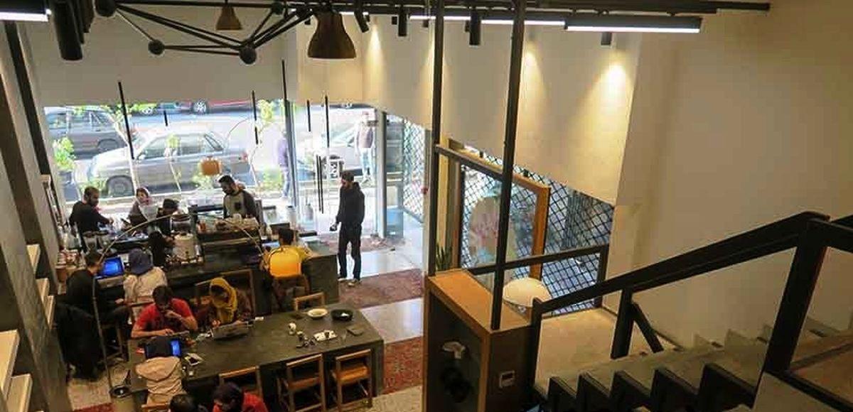 برای قرار کاری بریم کافه گراف تهران