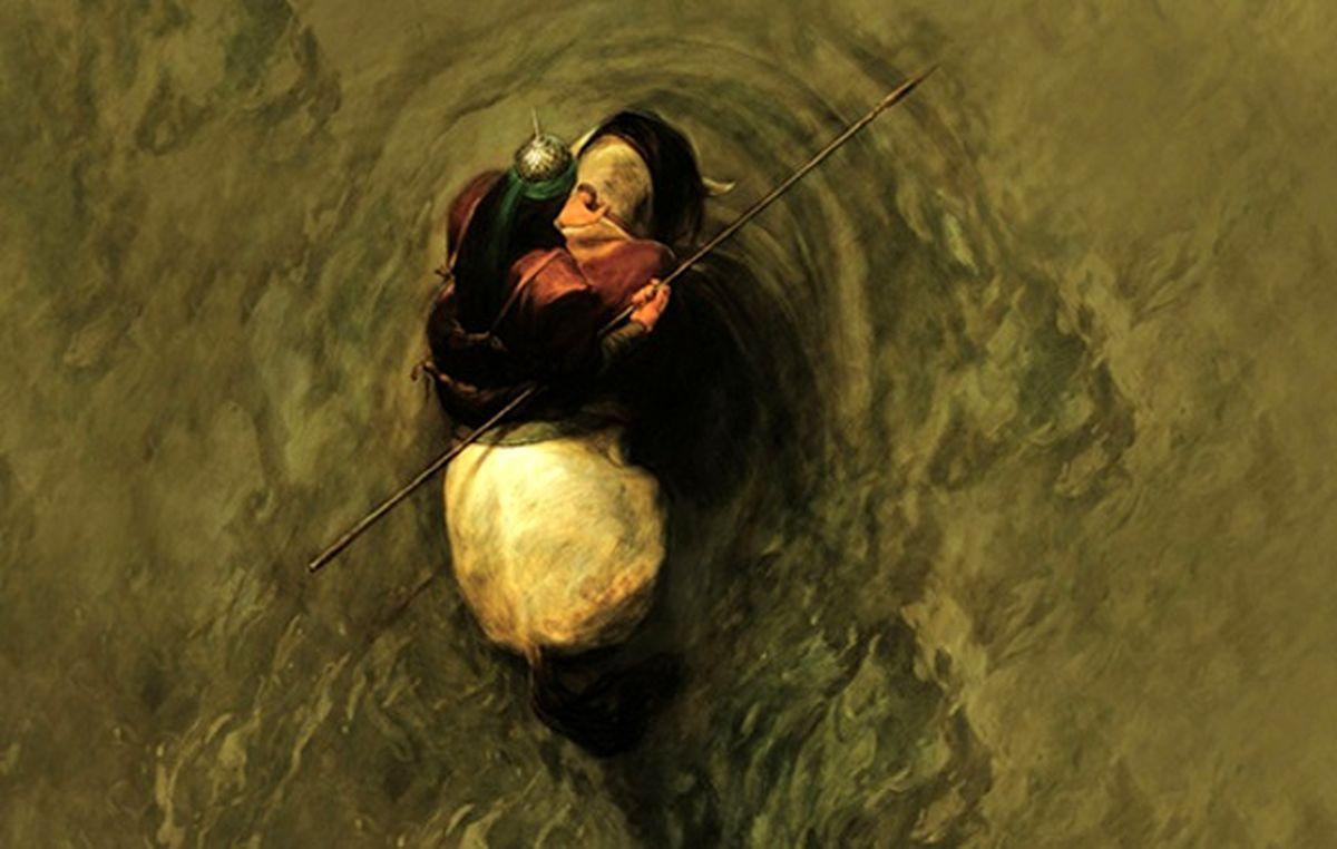 فیلم نحوه شهادت حضرت اباالفضل (ع)