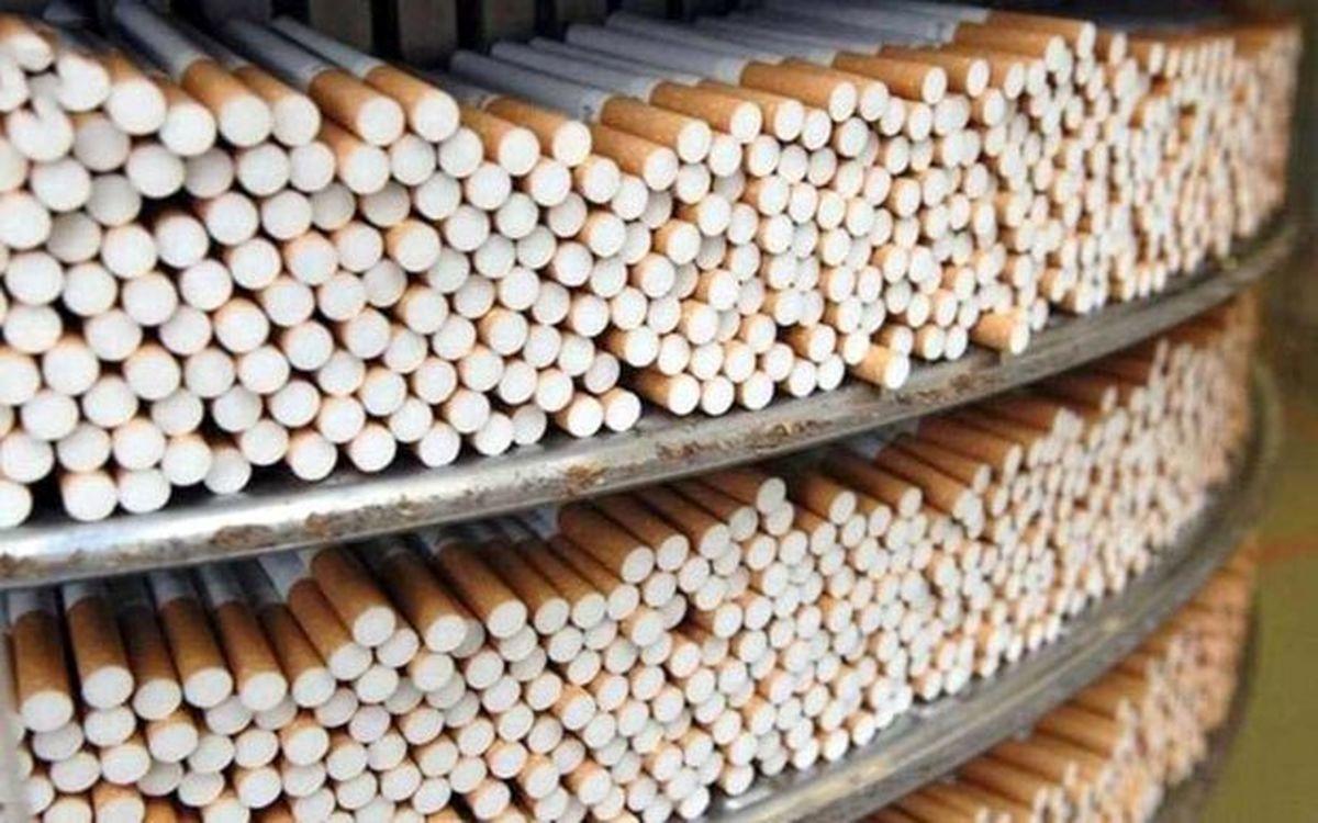 قاچاق سیگار 22 درصد کاهش یافت
