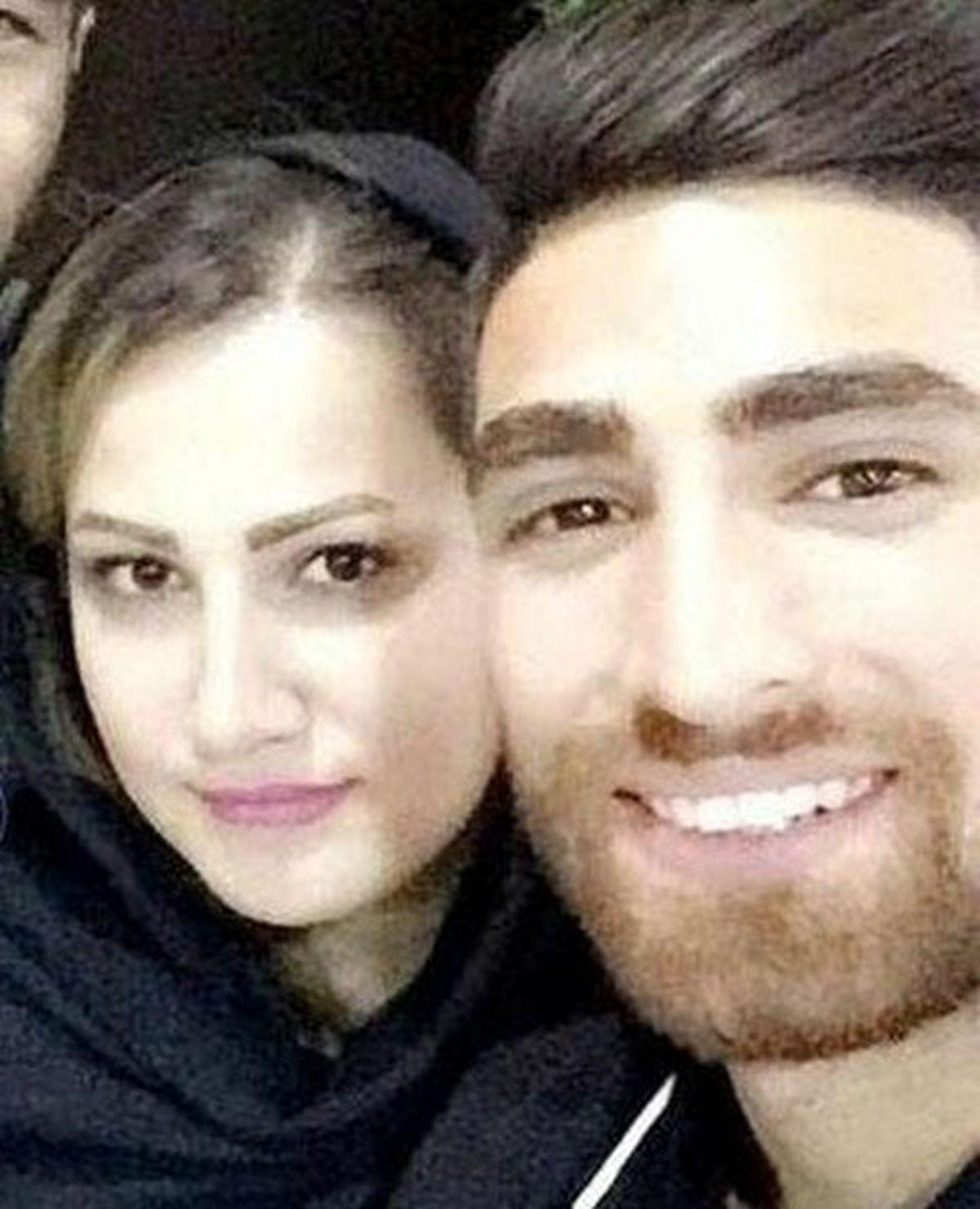 ازدواج علیرضا جهانبخش ؟ + تبریک سردار آزمون