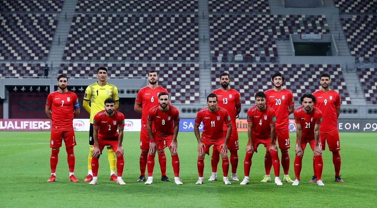 ترکیب احتمالی تیم ملی در بازی با امارات + جزئیات بیشتر