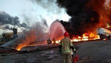 علت وقوع آتش سوزیهای پی در پی فاش شد +جزئیات