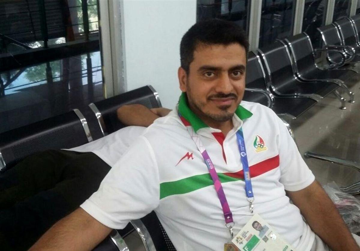 اولین طلای ایران در المپیک ژاپن