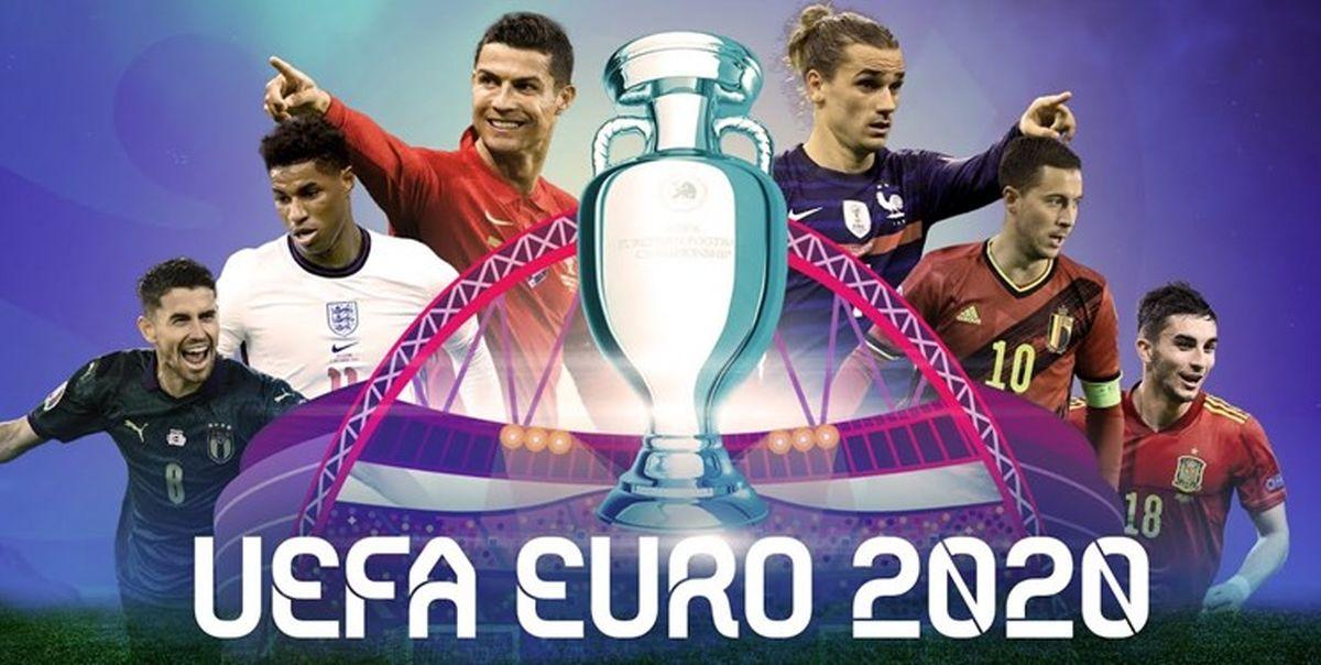 بهترین گلزنان یورو 2020 چه کسانی بودند