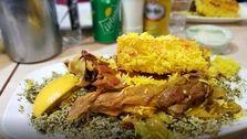منوی رستوران مسلم
