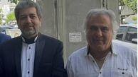 حمیرا و شهرام شبپره در راه ایران + جزئیات