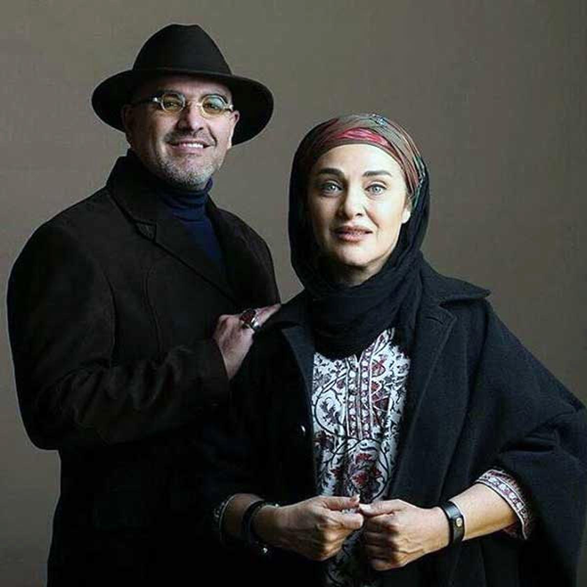 عکس لورفته از تفریح لاکچری رویا نونهالی و همسرش! +عکس