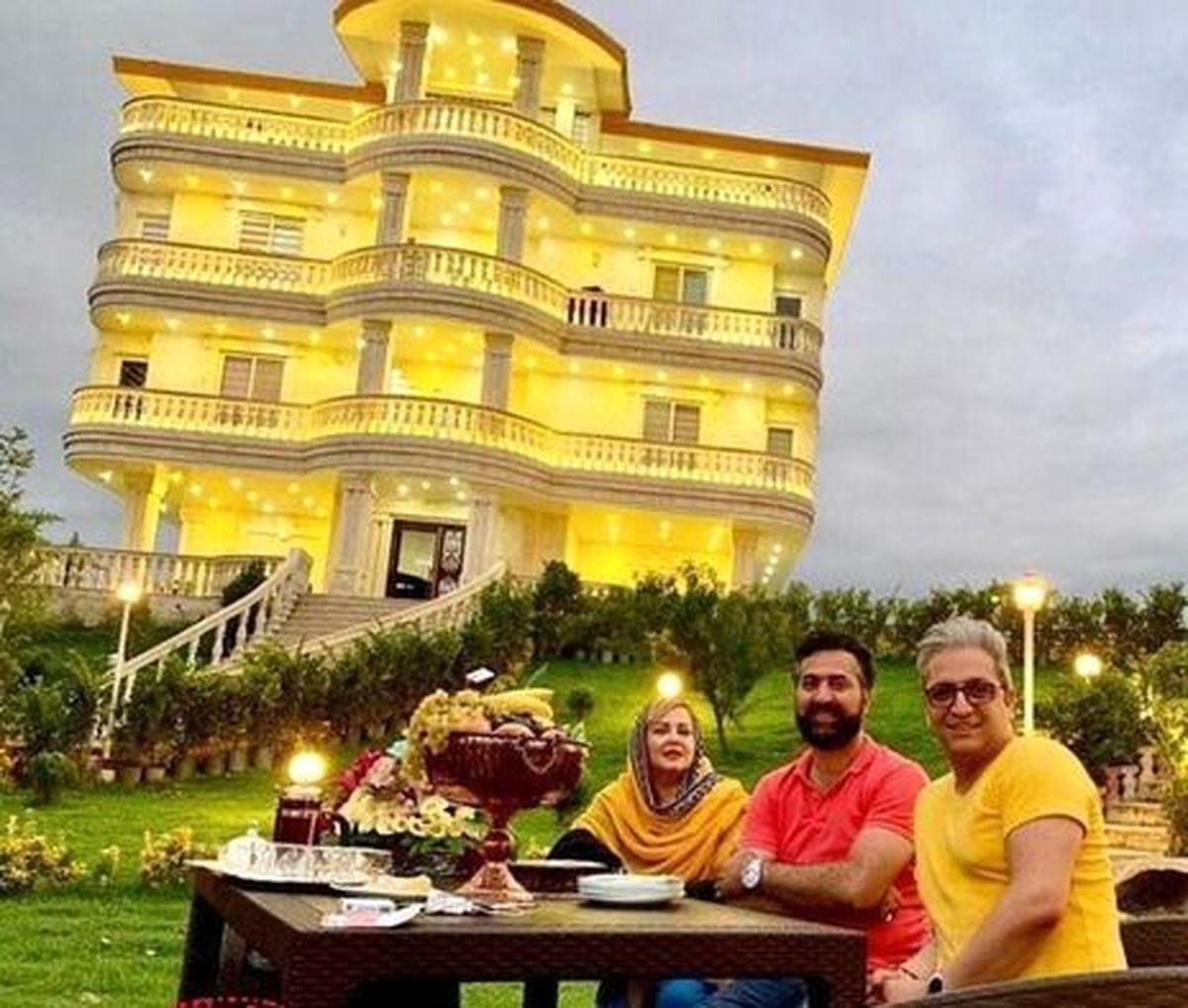 بهاره رهنما: در زعفرانیه برج خریدم! +فیلم جنجالی