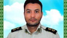 افسر پلیس مشهدی به شهادت رسید