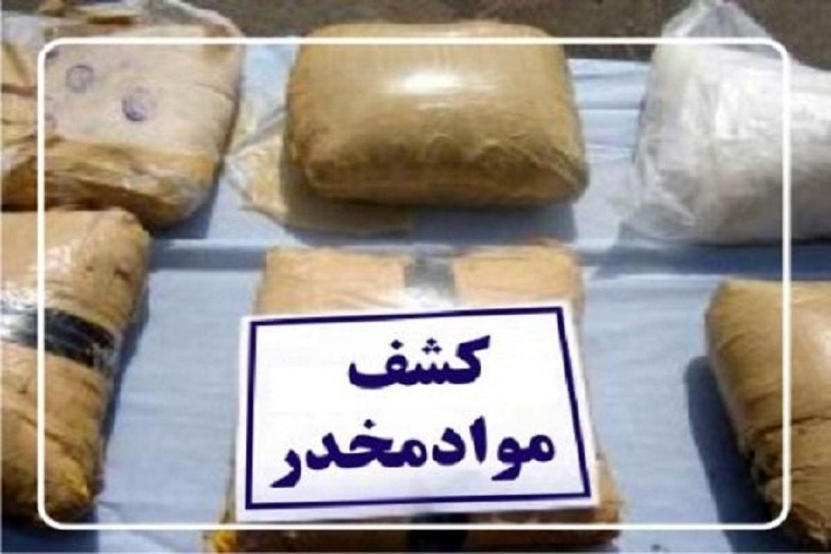 ایران رکورد کشف مواد مخدر در سال 99 را شکست