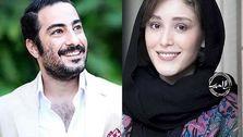 پوشش عجیب همسر نوید محمدزاده سوژه شد +عکس جنجالی