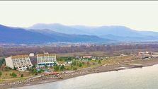 هتل هایت نمک آبرود؛ مکان لاکچری در جاده چالوس