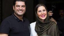 تفریح سام درخشانی و همسرش در ترکیه +تصاویر دونفره