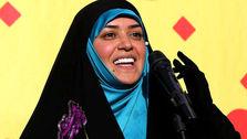 حضور الهام چرخنده و همسرش در جشنواره فیلم مقاومت