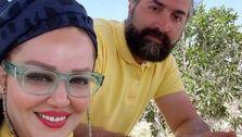 تصاویر دیده نشده از بهاره رهنما در کنار خانواده اش