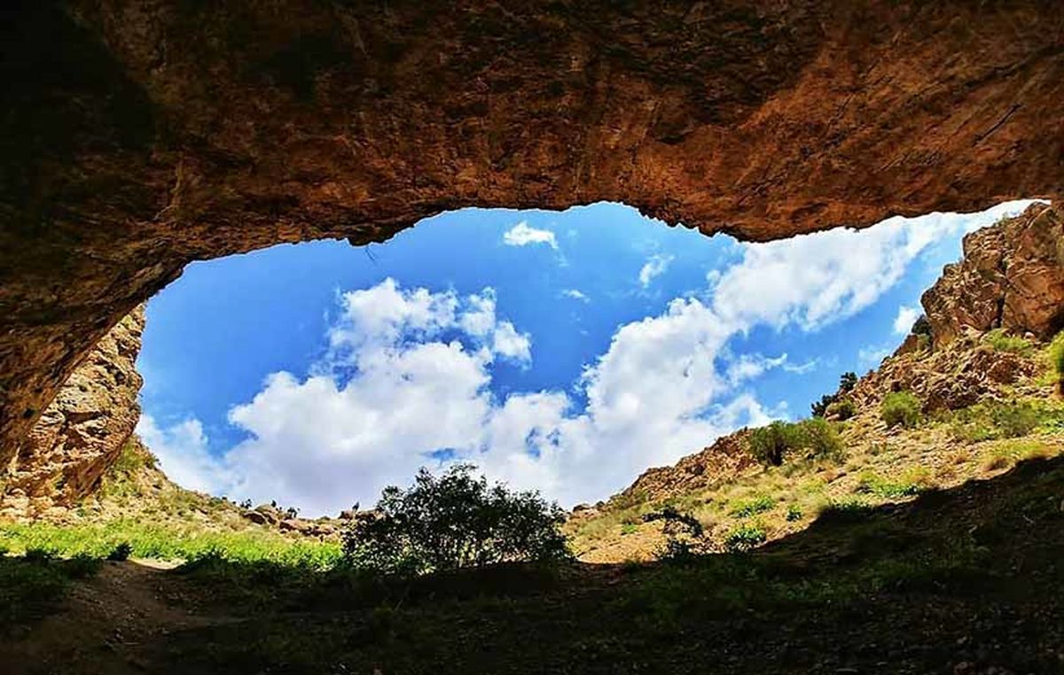 غار رودافشان- غاری مرموز با سه تالار