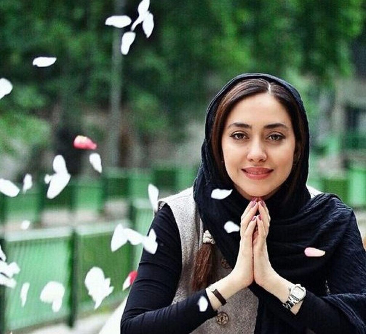 گریم عجیب و غریب بهاره کیان افشار+عکس دیده نشده