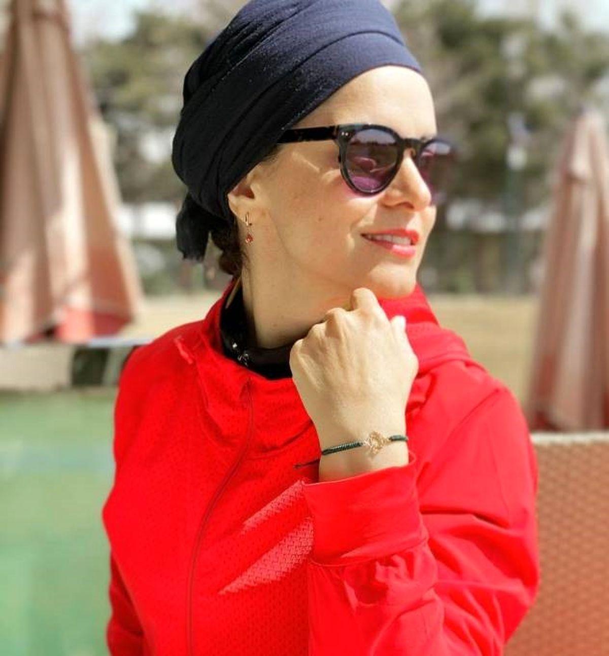 غزل شاکری بازیگر سریال شهرزاد
