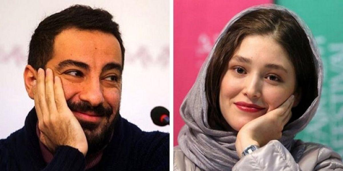 مسافرت نوید محمدزاده و فرشته حسینی لو رفت! +تصاویر