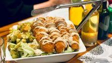 منوی رستوران ایتالیایی سنسو