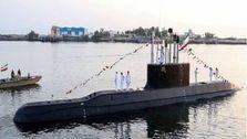 زیردریایی ایرانی که ۷۶ فناوری روز دنیا را در خود دارد