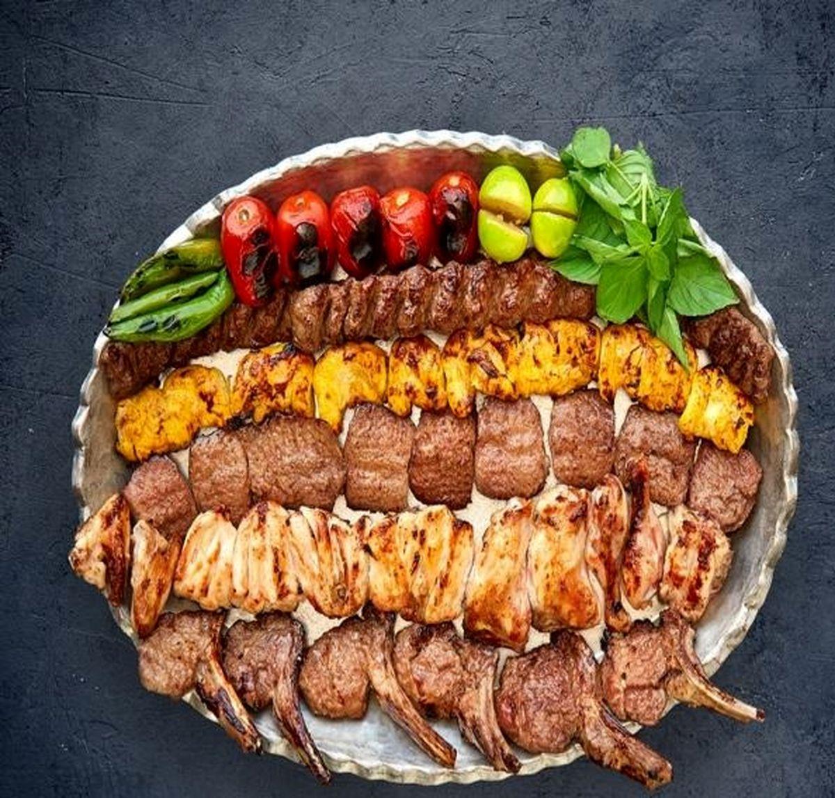 تاریخچه رستوران شمرون کباب