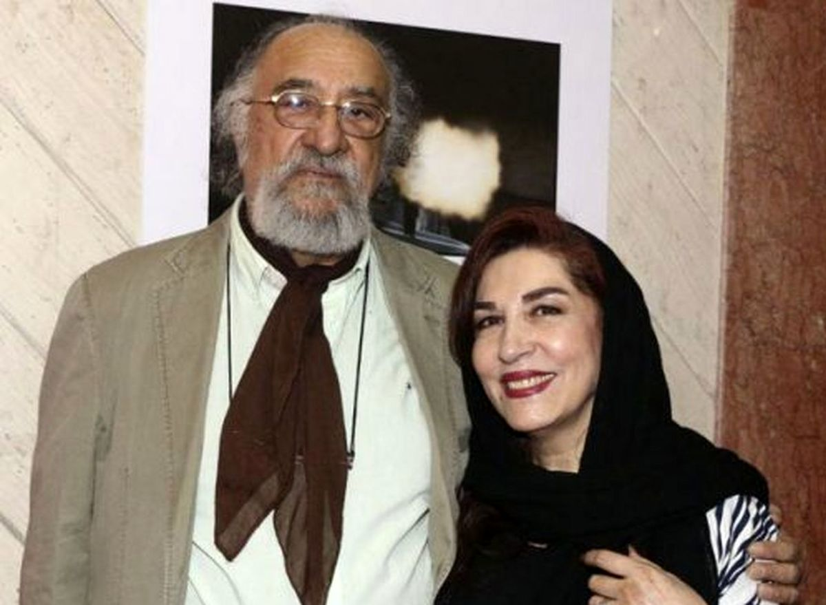 داریوش ارجمند| تصاویر و بیوگرافی داریوش ارجمند و همسرش