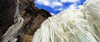 آبشار سنگان در قلب محله ی کن تهران